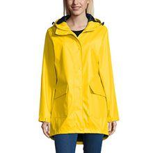 Berydale Damen BD322 Regenjacke, per pack Gelb (Gelb Gelb), Small (Herstellergröße: S)