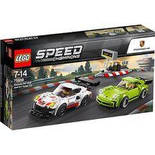 LEGO 75888 Speed: Porsche 911 RSR und 911 Turbo 3.0