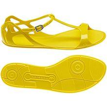 Adidas ZX Sandal W Sandalen Damen gelb