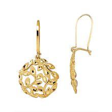 Diemer Gold Ohrringe gold Damen
