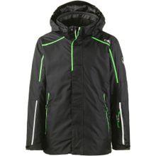 CMP Skijacke neongrün / schwarz / weiß