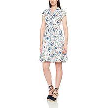 Joe Browns Damen Kleid Exclusive Butterfly Shirt, Wei (White Multi), 36