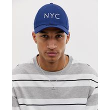 New Era - 9Forty NYC - Verstellbare Kappe in Königsblau - Blau