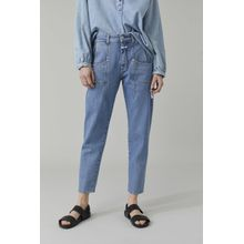 CLOSED Brooke Blue Stretch Denim mid blue