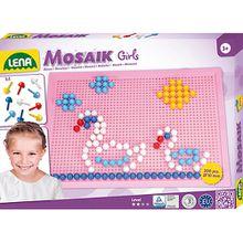 Design Studio Mosaik Mädchen, 200-tlg.