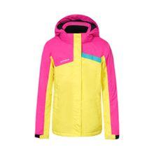 Icepeak - Norma Junior Skijacke (pink/gelb) - 152