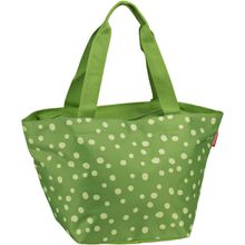 reisenthel Einkaufstasche shopper M Spots Green (15 Liter)