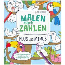 Buch - Malen nach Zahlen: Plus und Minus