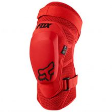 FOX Racing - Launch Pro D3O Knee Guard - Protektor Gr L;M;S rot;schwarz