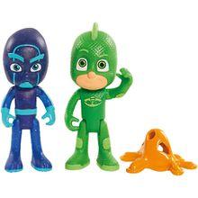 PJ Masks - Figuren Set Gecko und Night Ninja
