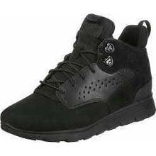 Timberland Unisex-Kinder Killington Chukka Boots, Schwarz (Black Nubuck (Blackout) 1), 38 EU