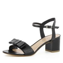 EVITA Damen Sandalette MARIELLA Klassische Sandaletten schwarz Damen