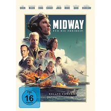 DVD Midway - Für die Freiheit Hörbuch