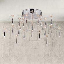LED-Deckenleuchte Araneus