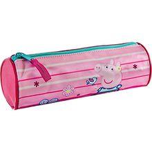 Schlampermäppchen Peppa Pig pink/rosa