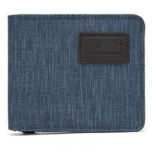 Pacsafe - RFID-Safe Bifold Wallet - Geldbeutel Gr 9 x 10,5 cm blau;schwarz