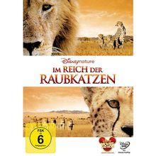 DVD Disneynature - Im Reich der Raubkatzen Hörbuch