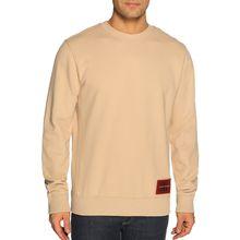 Calvin Klein Jeans Sweatshirt in beige für Herren