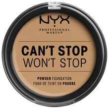 NYX Professional Makeup Foundation Nr. 7,5 - Soft Beige Puder 10.7 g