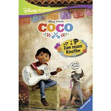 Disney Kinderbuch: Coco - Das Buch zum Film