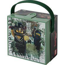 LEGO Brotdose mit Griff Ninjago Movie