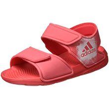 adidas Mädchen Altaswim C Sport Sandalen, Pink (Core Pink/Footwear White/Footwear White), 29 EU