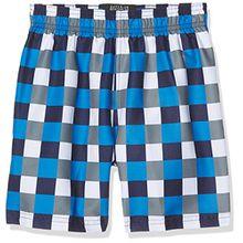 Olympia Jungen Badeshorts Shorts Kids, Blau (Blau 26), 164