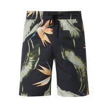 Shorts mit floralem Muster Modell 'Sana'