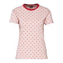 Scotch & Soda Shirt T-Shirts rot Damen