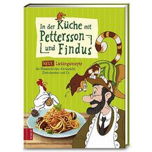 Buch - In der Küche mit Pettersson und Findus