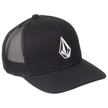 Volcom - Full Stone Cheese Cotton - Cap Gr One Size schwarz