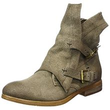 Mjus Damen 884210-0201 Biker Boots, Grau (Fossile), 39 EU