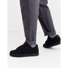 Etnies – Kingpin – Schwarze Sneaker