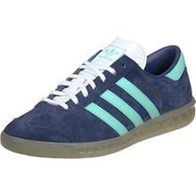 adidas Originals Herren Sneaker Hamburg Sneaker Damen Schuhe Dunkelgrau Mint BB5112 Blau 285458