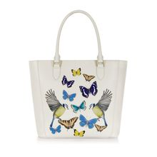 PRINCESS SHOPPER OFF WHITE