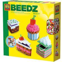 SES Creative Bügelperlen - 3D Cakes