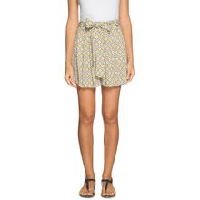 Pepe Jeans Shorts in gelb für Damen