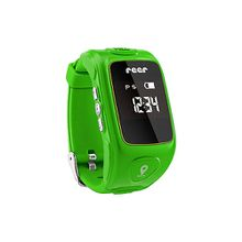 Kinder GPS-Armbanduhr AngelGuard mit Telefonfunktion grün