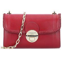 Liebeskind Berlin Tuck Mini Bag Leder 18 cm rot Damen