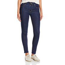 Levi's Damen Jeans 721 High Rise Skinny, W31/L34, Blau (Lone Wolf)