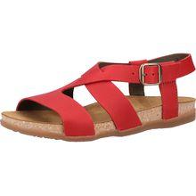 EL NATURALISTA Sandalen Klassische Sandalen rot Damen