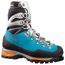 Scarpa - Women's Mont Blanc Pro GTX - Bergschuhe Gr 38,5;39;39,5;40;40,5;41;42;42,5 schwarz/blau