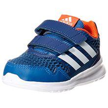 adidas Unisex-Kinder AltaRun CF I Gymnastikschuhe, Blau (Azubas/Ftwbla/Azumis Azubas/Ftwbla/Azumis), 21 EU