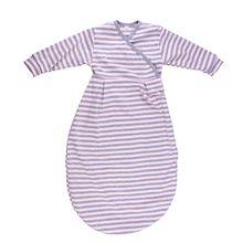 Popolini - Schlafsack Felinchen (62/68, rose grey striped)