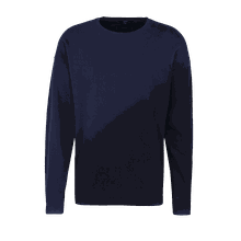 tigha Herren Pullover & Cardigans Martino mehrfarbig (midnight blue/black)