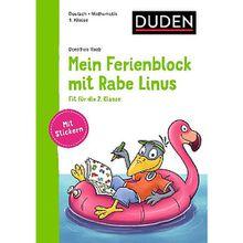 Buch - Einfach lernen mit Rabe Linus: Mein Ferienblock mit Rabe Linus - Fit die 2. Klasse  Kinder