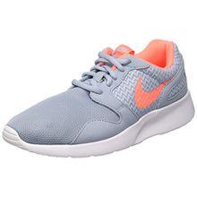 Nike Damen Kaishi Sneaker, Blau (Blue Grey/Bright Mango-White), 40 EU