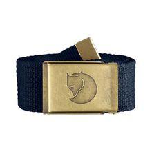 "Gürtel ""Canvas Brass Belt"""
