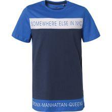 TOM TAILOR T-shirt für Jungen blau