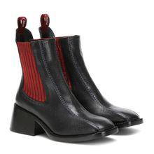 Chelsea Boots Bea aus Leder
